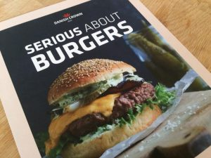Serious About Burgers