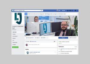 Larsen & Jakobsen facebook