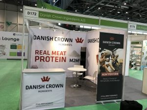 Danish Crown Ingredients Messestand
