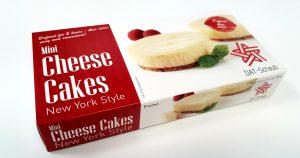 DAT-Schaub Mini Cheese Cakes