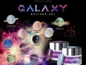 Gel Galaxy Builder
