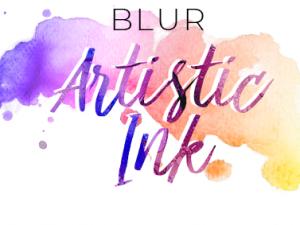 Encre Blur Artistic Ink