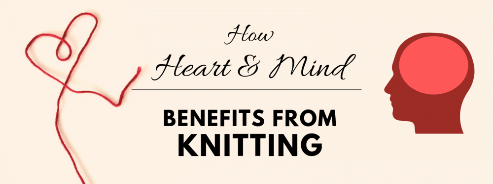 Don't Be Such a Square | Heart and Mind Health Benefits from Knitting