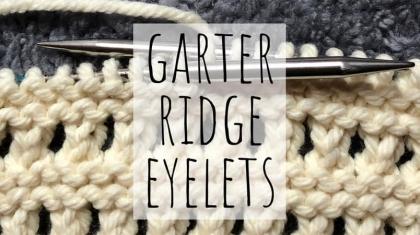 Garter-ridge-eyelets-top