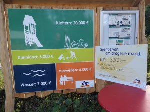 Read more about the article 3289 Kilometer! Vielen Dank an dm !!!
