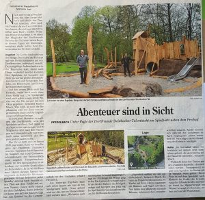 Read more about the article Abenteuer sind in Sicht