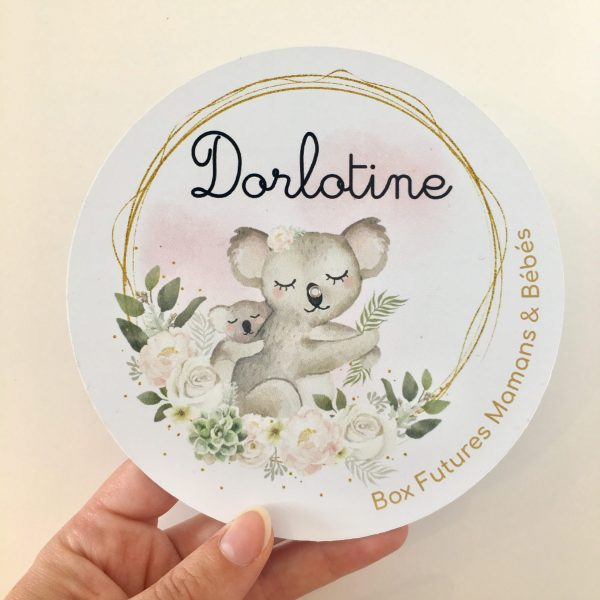 disque de grossesse dorlotine