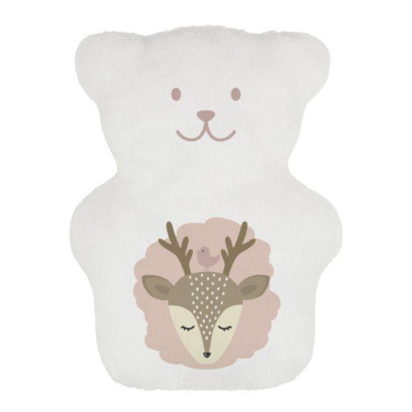 ourson bambi rose