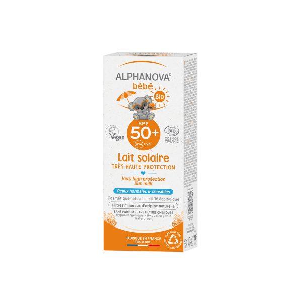 ALPHANOVA_SUN_LAIT-SOLAIRE_BEBE_SPF_50_2021-cosmeticobs
