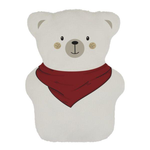 beke foulard rouge