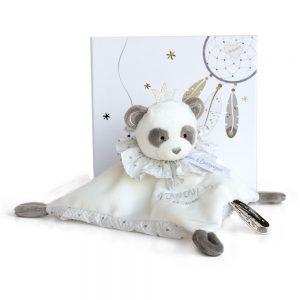 panda doudou
