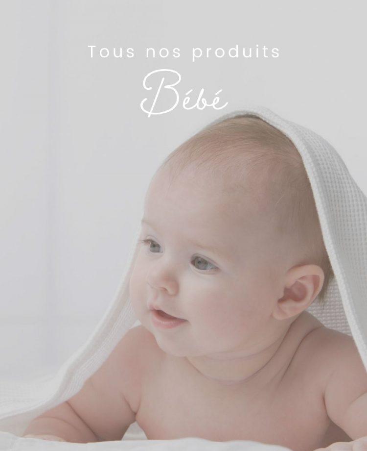 bebe produits soin