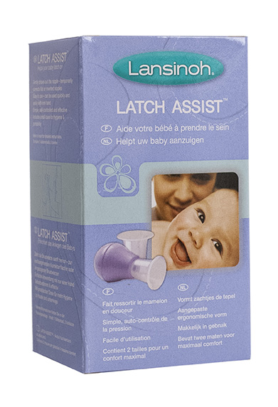 LatchAssist-poire-mamelons-lansinoh-allaitement
