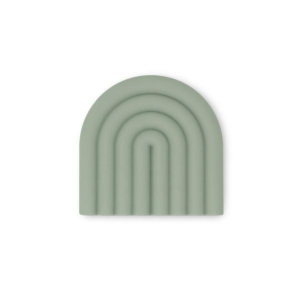 anneau-de-dentition-arc-en-ciel-mushie-vert