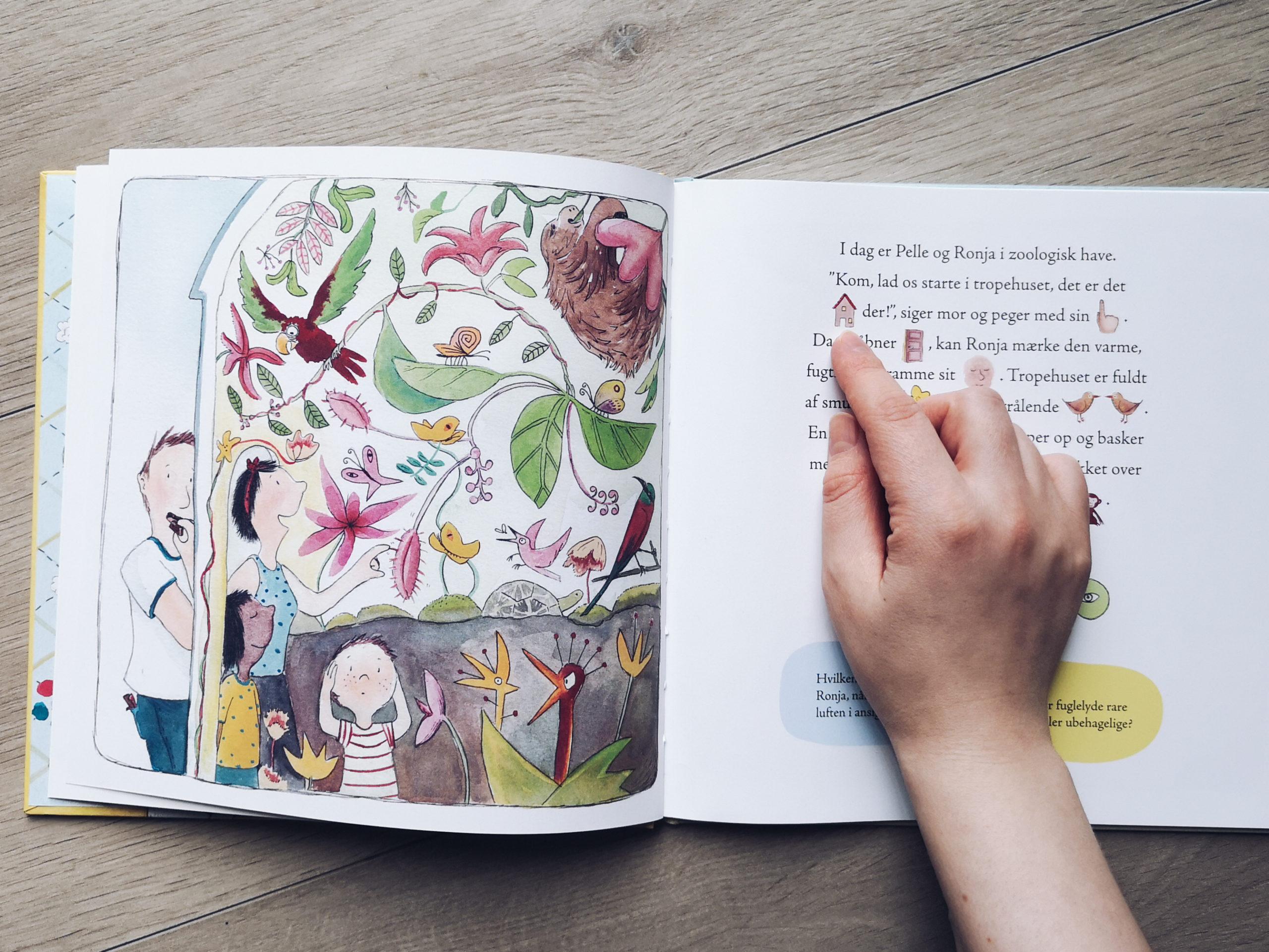 den korrekte læseretning for at styrke dit barns læseevne