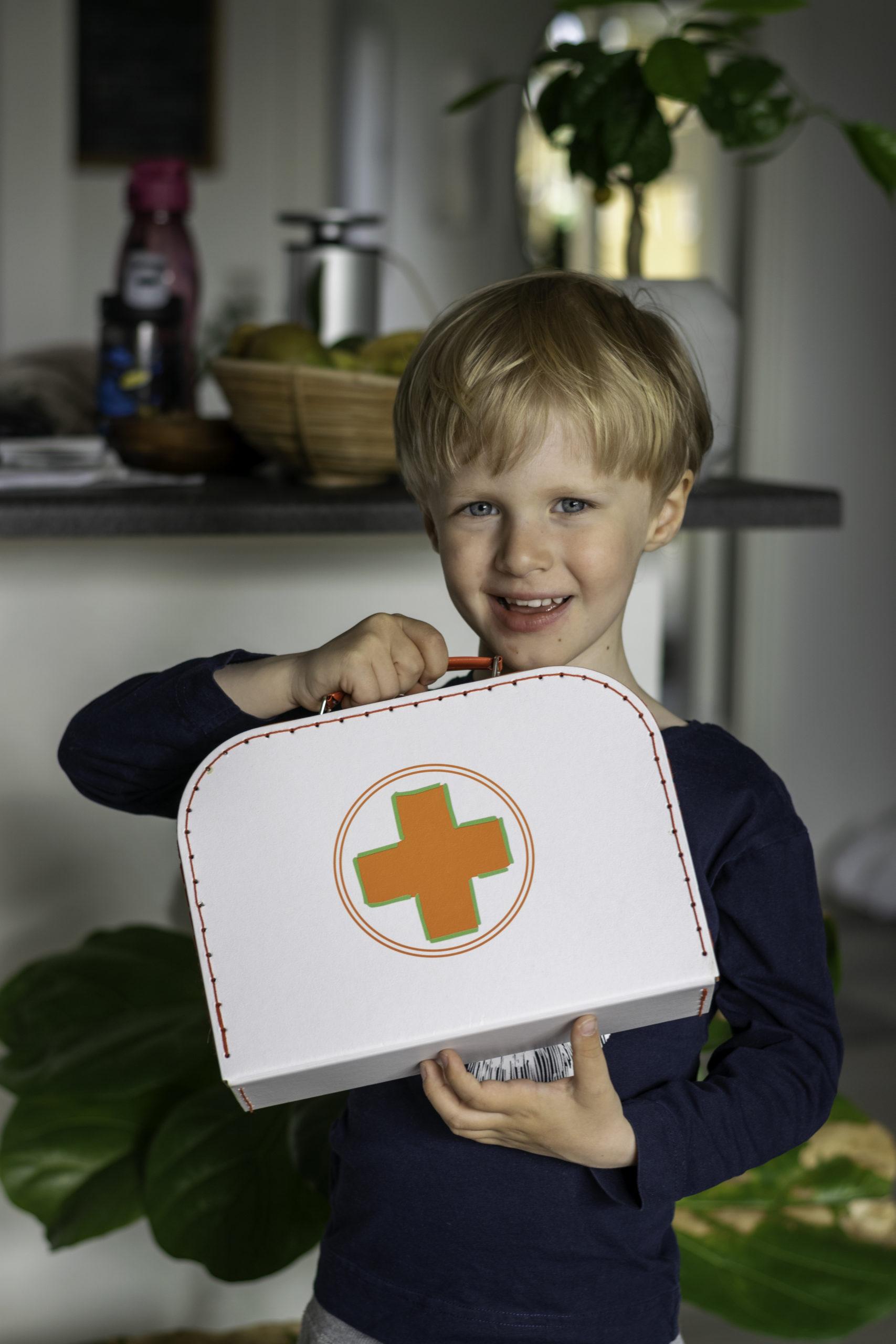 Læge kuffert fra Ciha