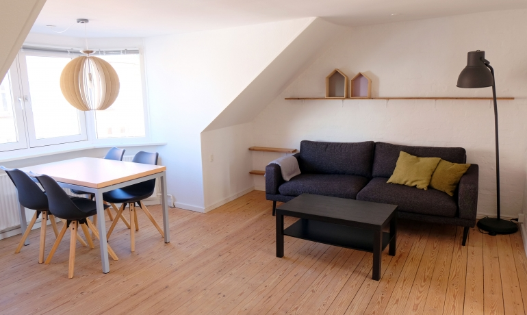 Schleppegrellsgade 17, 2 rooms