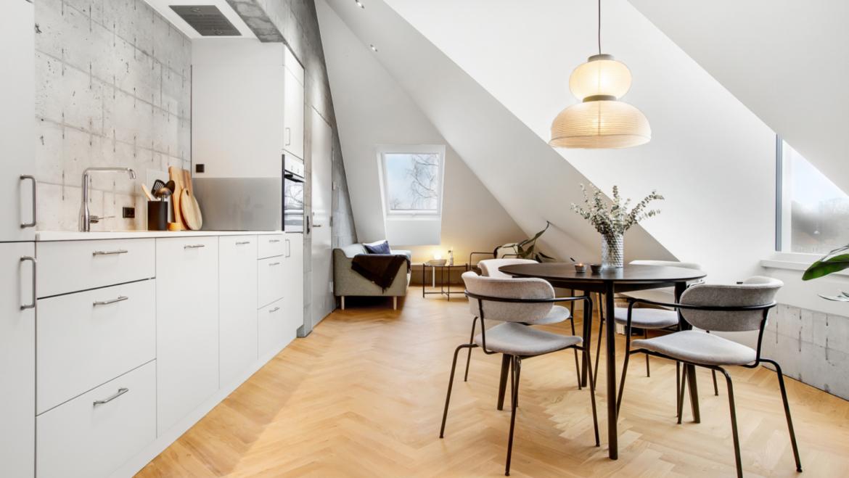 Mylius Erichsensvej 1, 2. tv. 1 værelse