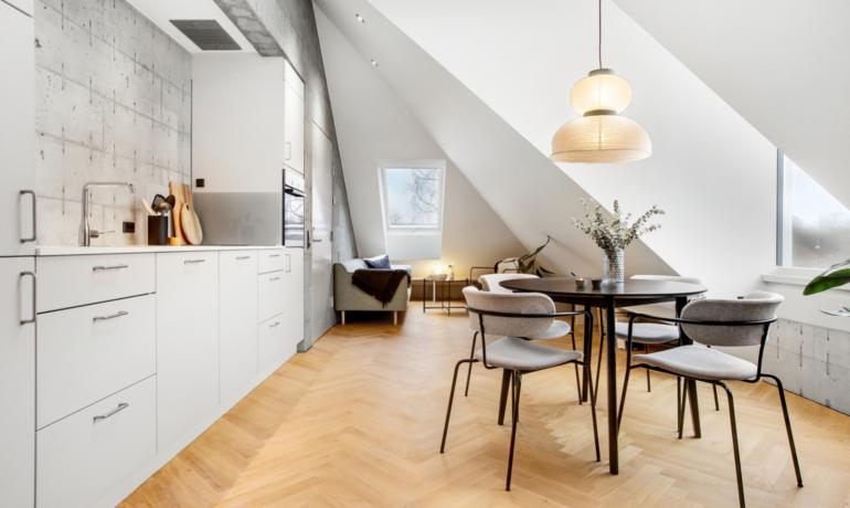 Mylius Erichsensvej 1, 2nd floor left. 1 room