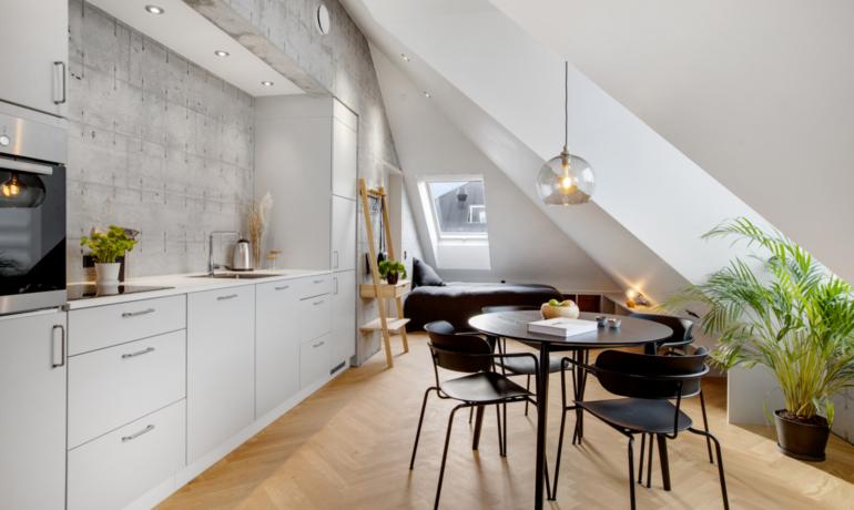 Mylius Erichsensvej 1, 2. th. 1 værelse
