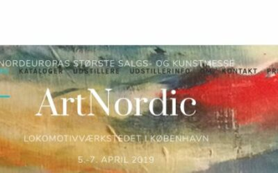 Art Nordic den. 5 – 7 April 2019