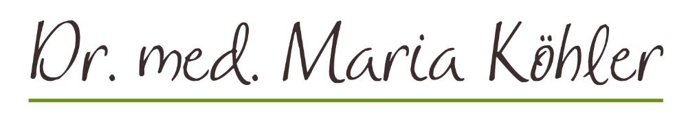 www.dr-maria-koehler.de