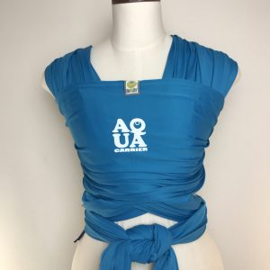 bykay aqua carrier turquoise waterdoek huren