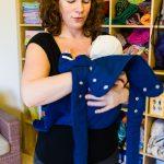 Je baby leren dragen, hoe begin je ermee?