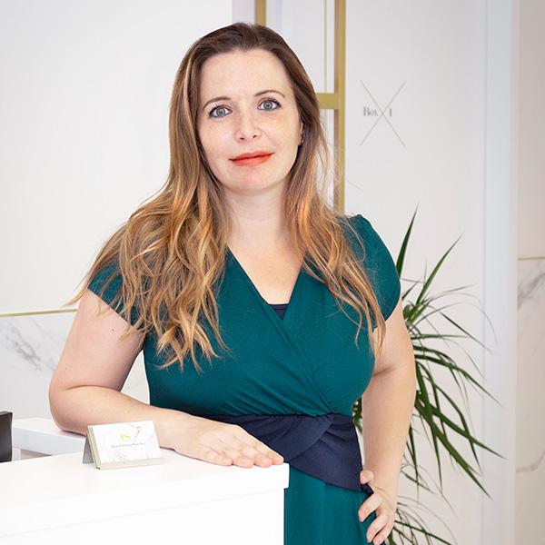 Doctora Cristina Sánchez