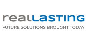 Logotipo de Real Lasting