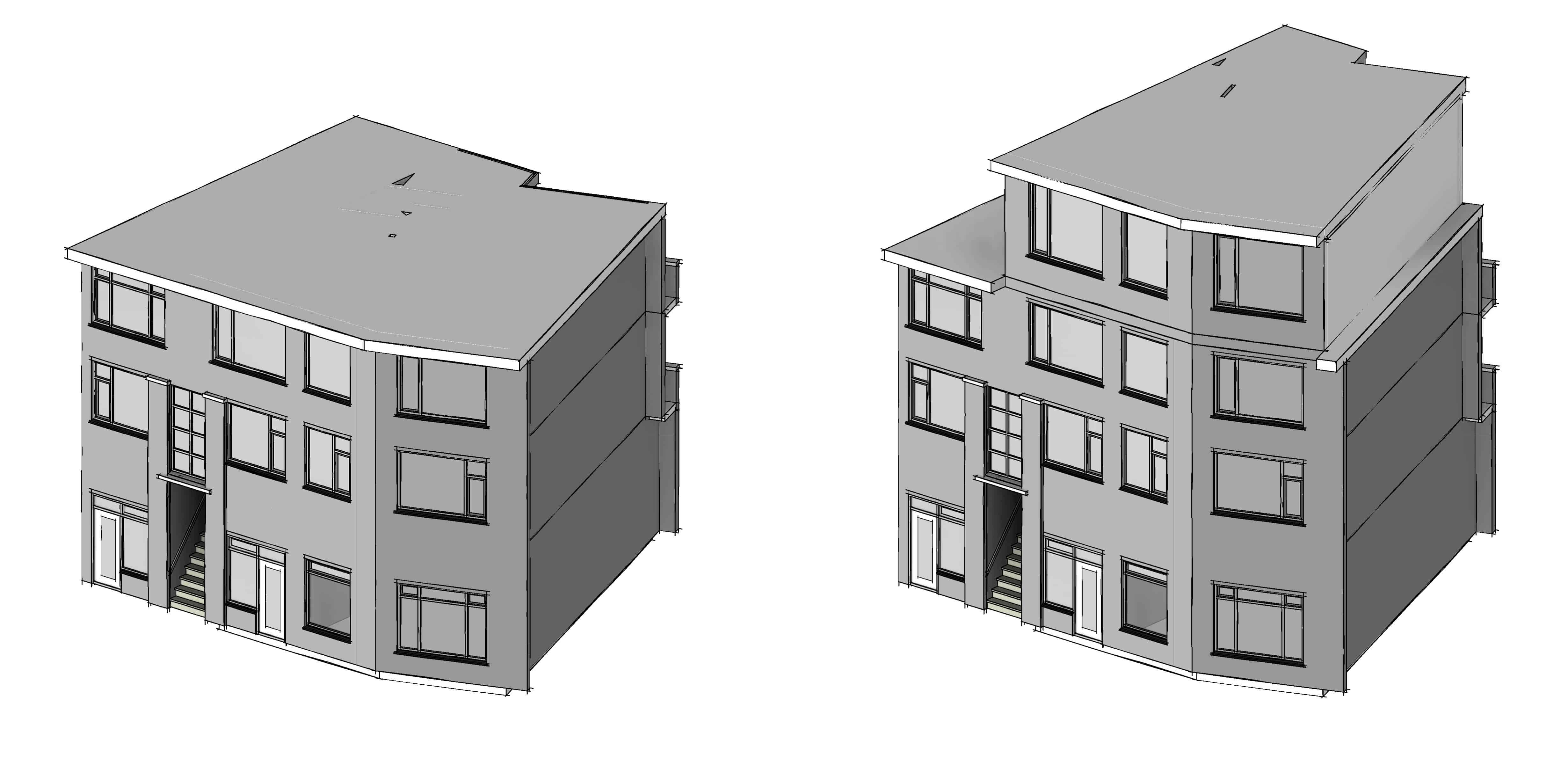 dakopbouw kosten architect ontwerp