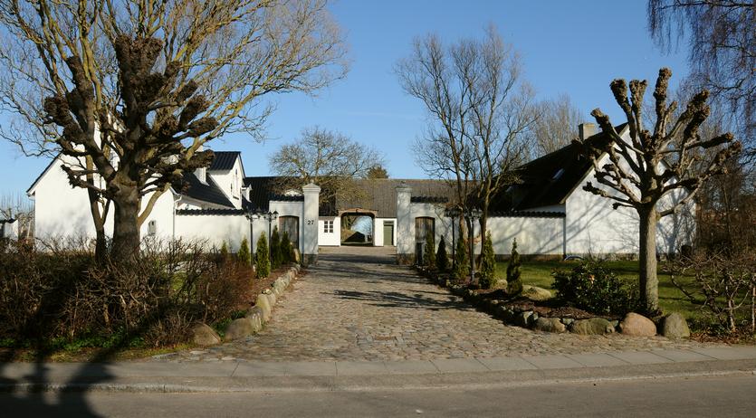 Hollændergård 2009. Foto Jørgen D. Petersen.