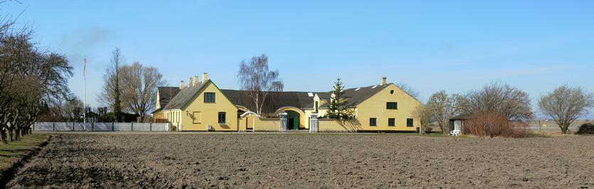 Hjørnegård 2009. Foto: Jørgen D. Petersen.