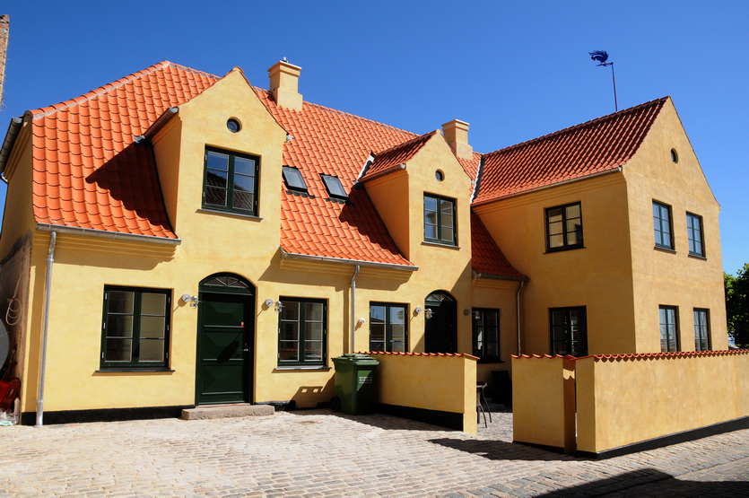 Toldergade 6, 2011. Foto: Jørgen D. Petersen.