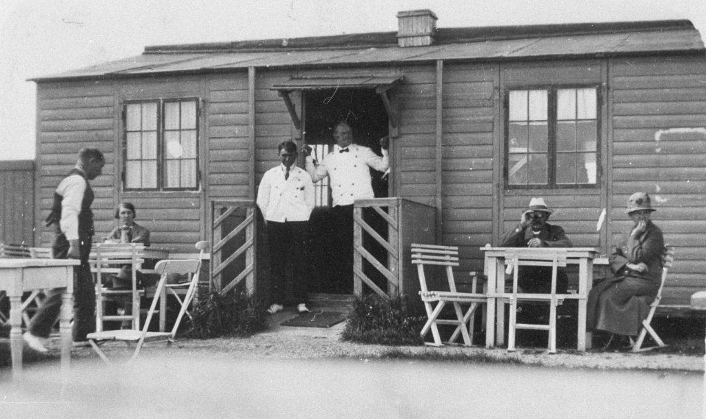 Traktørstedet Sylten, 1925.