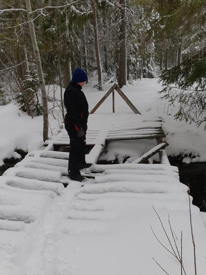 Reparation av bro