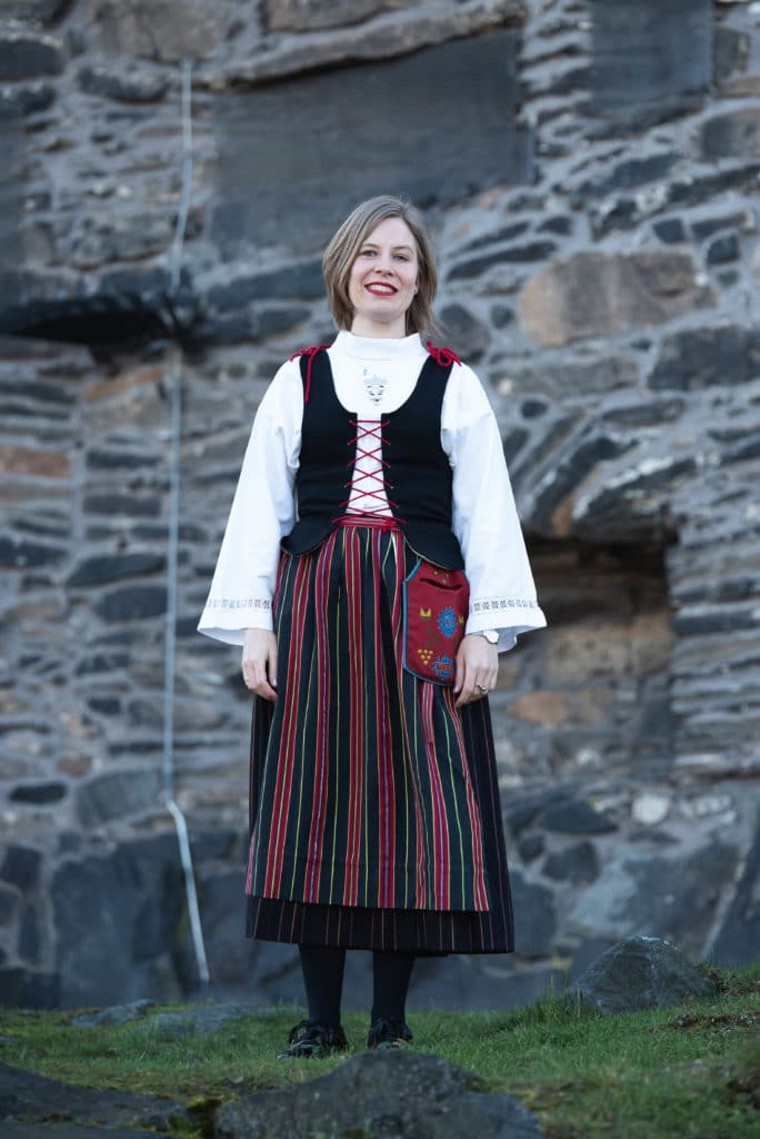 Din guide bland Sveriges folkdräkter och bygdedräkter