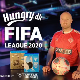 HUNGRY.DK FIFA League 2020 – powered by Turtle Beach
