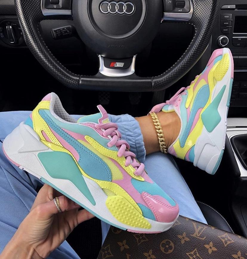 Puma RS-X³ Plastic Sneakers