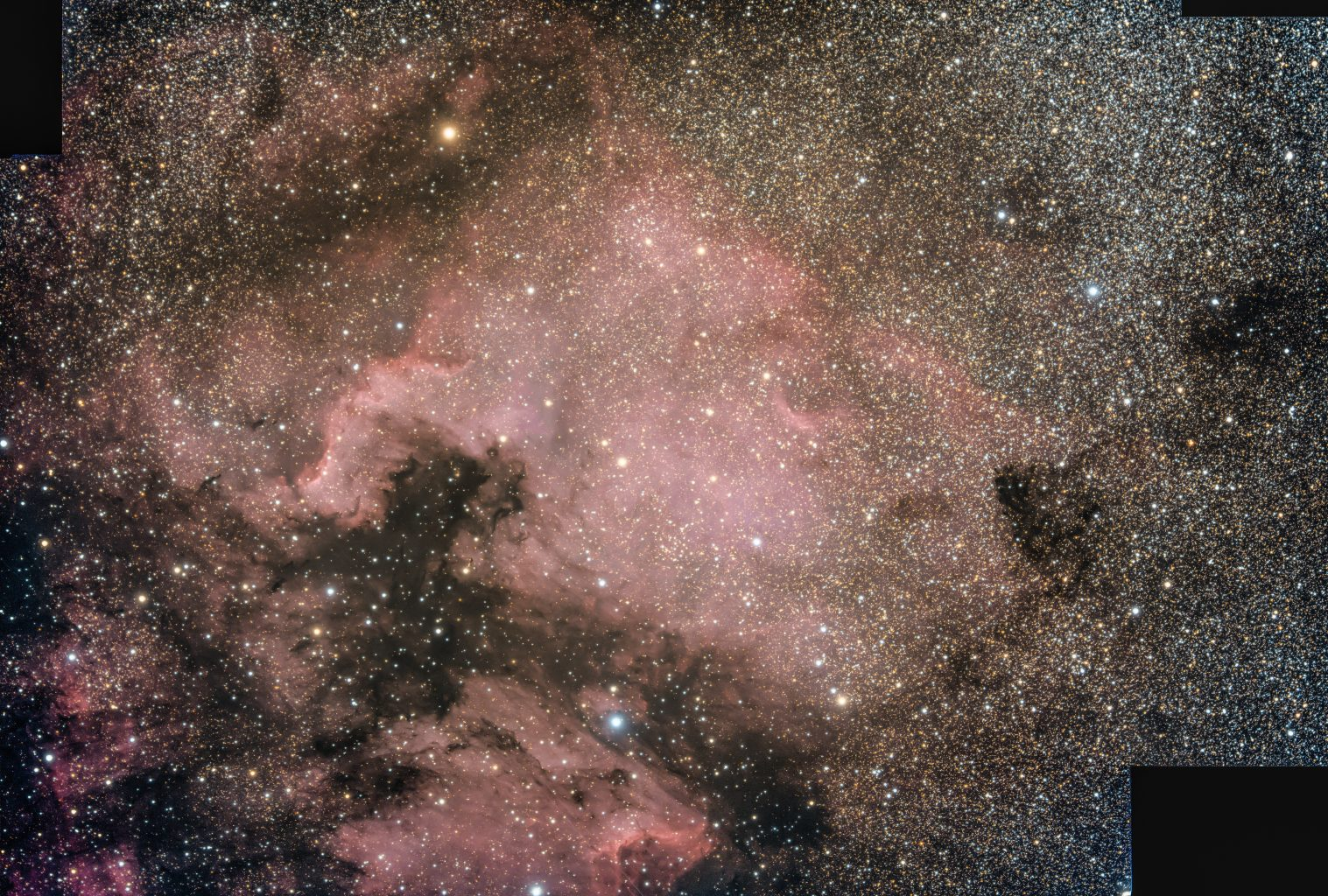 NGC7000_ASI2600MC_SharpStar76EDPH-St-70x300s-Meldert-Juli2020