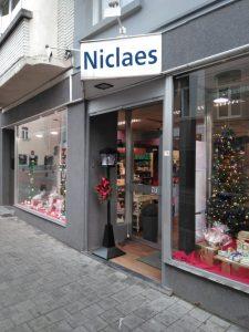 Drogisterij Niclaes Tienen