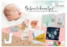 Geboorte kaarten Drukkerij Horstman Assen