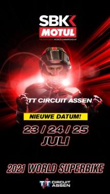 World Superbike TT Circuit Assen 2021