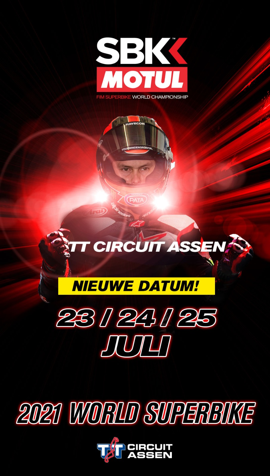 World Superbike TT Circuit Assen 2021