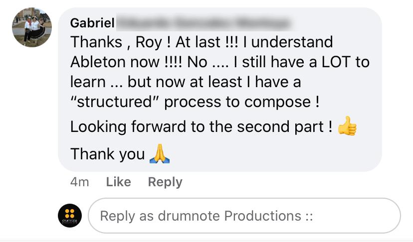 Gabriel-feedback