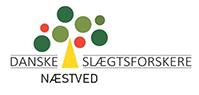 Danske Slægtsforskere Næstved Logo