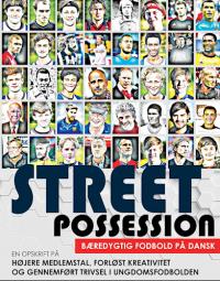 """STREET POSSESSION – <br /><font size=""""4px"""">en bog af Henrik Mølbjerg</font>"""