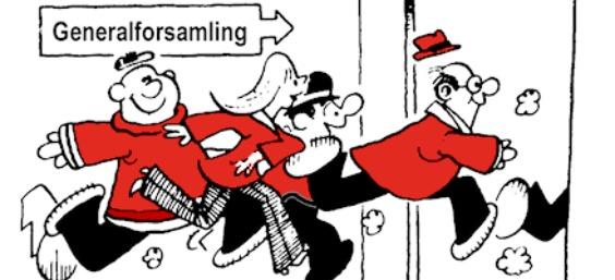 Dansk Træner Unions ordinære generalforsamling