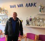 Egon Holm træner for U-19 i Aabenraa