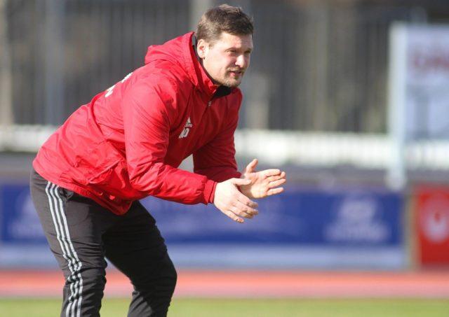 Tysk disciplin til Næstved Boldklub